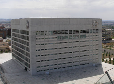 Edificio caja granada 7 el faro - Caja de arquitectos granada ...