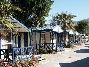 Bungalows en camping Don Cactus (Carchuna) – Costa Tropical de Granada.