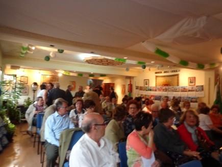 Fiesta de corpus en casa de granada en madrid el faro for Casa de granada terraza madrid