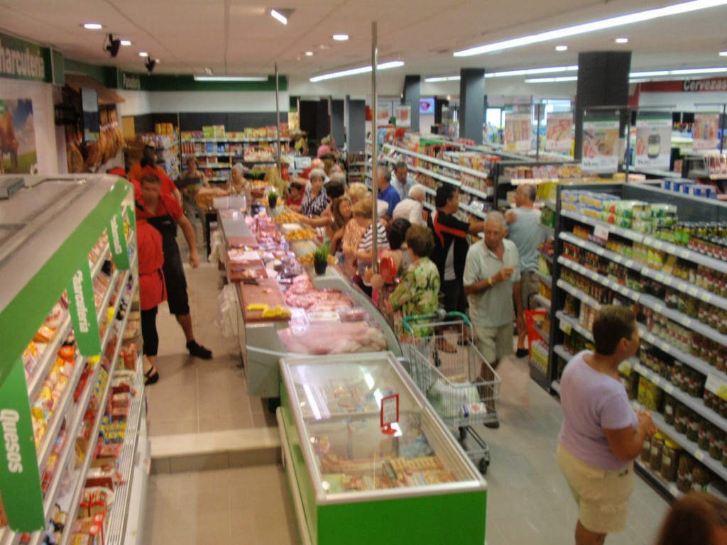 covir n abre su vig simo cuarto supermercado en la