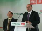 Juan Manuel Fernández y José Entrena