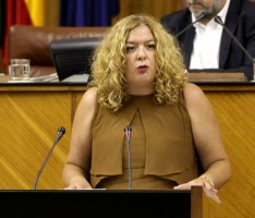 Flor Almón -candidata Psoe alcaldía Motril-