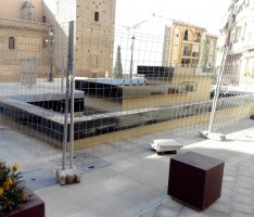 Obras Plaza de la Libertad