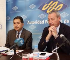 Gaspar Llanes y Fco. Álvarez