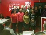 NUEVA EJECUTIVA PSOE ALMUÑÉCAR