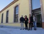 LAS AUTORIDADES VISITAN EL NUEVO CENTRO COMARCAL DE DROGODEPENDENCIA DE MOTRIL (Foto: E.F.)