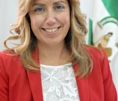PRESIDENTA DE LA JUNTA DE ANDALUCÍA, SUSANA DÍAZ (Foto: J.A.)