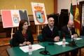 LA DELEGADA DEL GOBIERNO ANDALUZ Y EL ALCALDE EN SOPORTÚJAR (Foto: E.F.)