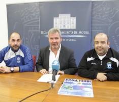 JOSÉ GARCÍA (en el centro) Y EMILIO ANTUNEZ (a la derecha) (Foto: E.F.)