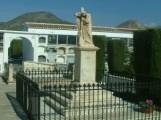 INTERIOR DEL CEMENTERIO DE MOTRIL (Foto: Imagen Archivo El Faro)