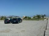 DOTACIONES DE POLICÍA NACIONAL Y 061 EN EL LUGAR DEL SUCESO, EN LA PLAYA DE PONIENTE DE MOTRIL (Foto: El Faro)