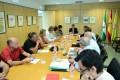 REUNIÓN DE TODAS LAS ADMINISTRACIONES IMPLICADAS EN APLICAR MEDIDAS DE AYUDA A LOS MUNICIPIOS AFECTADOS POR EL INCENDIO (Foto: El Faro)