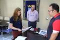 ACTO DE TOMA DE POSESIÓN DE LA NUEVA INTERVENTORA MUNICIPAL DEL AYUNTAMIENTO DE ALMUÑÉCAR (Foto: El Faro)
