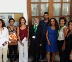 REPRESENTANTES PÚBLICOS EN LA PROPOSICIÓN NO DE LEY SOBRE ATENCIÓN TEMPRANA EN EL PARLAMENTO ANDALUZ (Foto: El Faro)