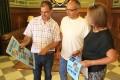 PRESENTACIÓN DEL VIAJE A LA CIUDAD DE CÓRDOBA POR PARTE DEL CONCEJAL DE PARTICIPACIÓN CIUDADANA (c) (Foto: Archivo El Faro)