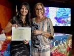 ENTREGA DEL PREMIO 'ROSA REGÁS DE COEDUCACIÓN' A LA GRANADINA, ESTHER DIÁNEZ (Foto: El Faro)