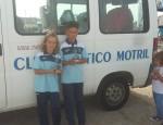 LOS REGATISTAS DEL REAL CLUB NÁUTICO DE MOTRIL QUE CONSIGUIERON DOS TERCEROS PUESTOS EN ALMERIMAR (Foto: El Faro)