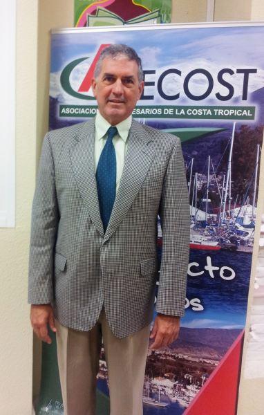 LUIS MARTÍN AGUADO, PRESIDENTE DE AECOST (Foto: Aecost)