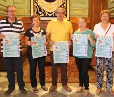 PRESENTACIÓN DE LAS FIESTAS DEL BARRIO DE LAS ANGUSTIAS (Foto: El Faro)