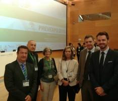 Presentación de la nueva Estrategia Andaluza de Seguridad en el Trabajo que incidirá en los nuevos riesgos psicosociales y la seguridad vial (Foto: El Faro)