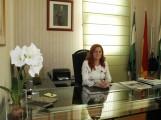 Mª EUGENIA RUFINO, ALCALDESA DE SALOBREÑA (Foto: El Faro)