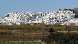 VISTA GENERAL DE LA VILLA DE SALOBREÑA (Foto: Archivo El Faro)