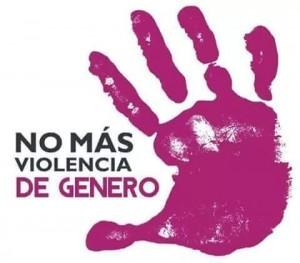 NO MÁS VIOLENCIA DE GÉNERO