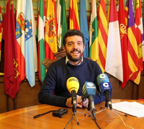 FRANCISCO S. CANTALEJO, TENIENTE DE ALCALDE DE ECONOMÍA Y HACIENDA (Foto: El Faro)