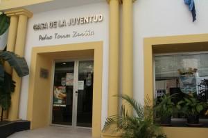 CASA DE LA JUVENTUD DE ALMUÑÉCAR (Foto: El Faro)