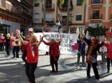 BAILE EN ALMUÑÉCAR CONTRA LA VIOLENCIA DE GENERO (Foto: El Faro)