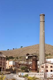 Chimenea de la fabrica del pilar el faro for Fabrica de chimeneas