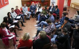 ACTO DE IGUALDAD DE JUVENTUDES SOCIALISTAS DE MOTRIL (Foto: Archivo El Faro)