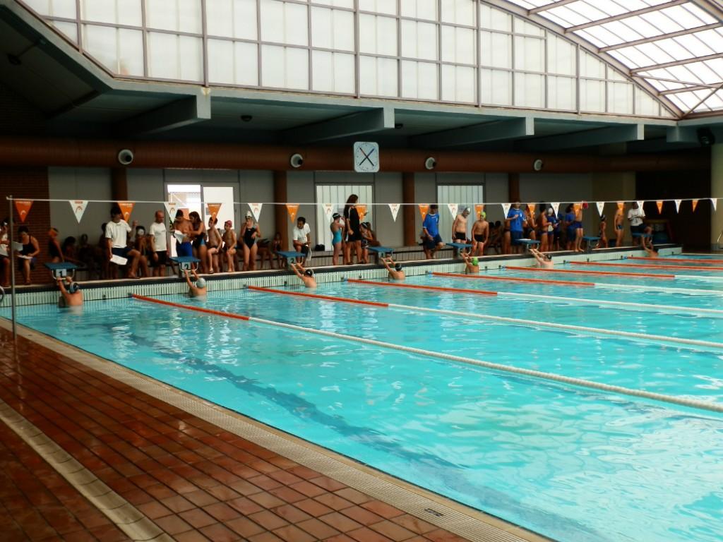 la piscina municipal de almu car acoge este s bado la