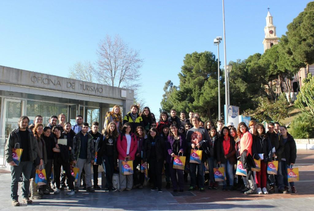 Alumnos de biolog a de la universidad aut noma de madrid for Oficina de turismo de portugal en madrid