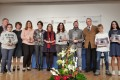 Ganadores del Certamen y miembros del jurado (Foto: El Faro)