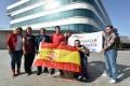 EL PRESIDENTE DE LA DIPUTACIÓN DESPIDE A LOS PARALÍMPICOS GRANADINOS (Foto: El Faro)