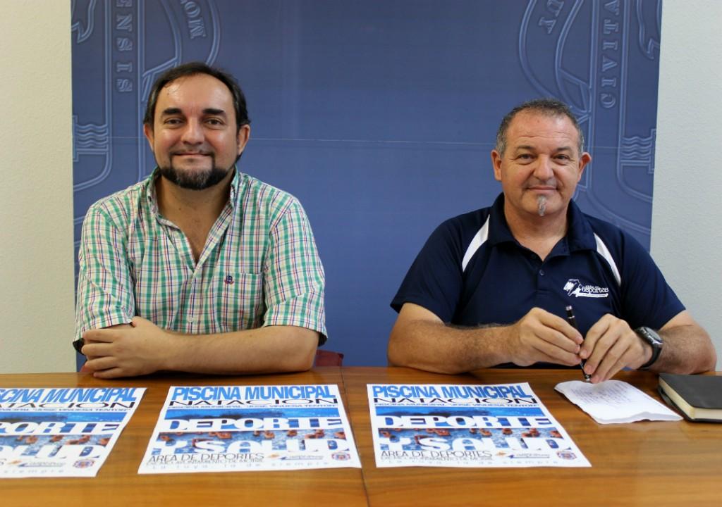 Deportes mantiene los precios de la temporada anterior en for Piscina municipal motril