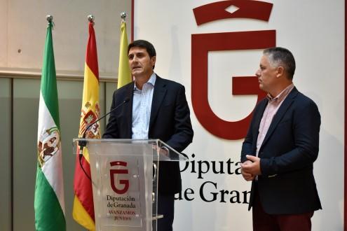 COMPARECENCIA DE LOS RESPONSABLES DE DIPUTACIÓN PARA HABLAR DE OBRAS (Foto: El Faro)