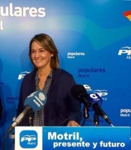 LUISA GARCÍA CHAMORRO, PORTAVOZ DEL PP EN EL AYUNTAMIENTO (Foto: El Faro)