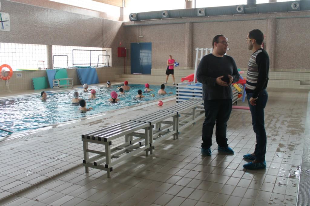 La piscina municipal de salobre a ampl a sus horarios for Precio piscina municipal madrid 2017