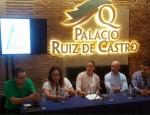 INTERVINIENTES EN LA TERTULIA 'EL PERTIGUERO' (Foto: El Faro)