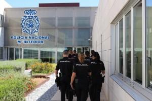 AGENTES DEL CUERPO NACIONAL DE POLICÍA (Foto: P. Nacional)