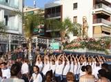PROCESIÓN EN ALMUÑÉCAR DE LA VIRGEN DEL CARMEN (Foto: Archivo El Faro)