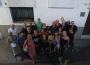 LA ALCALDESA, Mª EUGENIA RUFINO, CON PARTICIPANTES DEL FESTIVAL TENDENCIAS DE SALOBREÑA (Foto: El Faro)