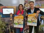Alicia Crespo junto a José Molina en la presentación de la Gastromagna (Foto: El Faro)