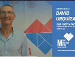 DAVID URQUÍZAR, CORREDOR DE LA MEDIA MARATHÓN