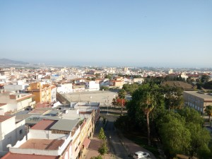VISTA PANORÁMICA DE LA CIUDAD DE MOTRIL (Foto: El Faro)