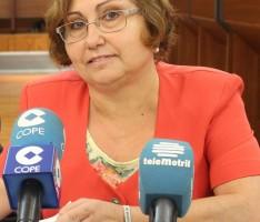 Mercedes Sánchez, edil de Inmigración (Foto: El Faro)