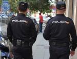 POLICÍA LOCAL, AGENTES EN LABORES DE VIGILANCIA Y PREVENCIÓN EN LAS CALLES (Foto: P. Nacional)
