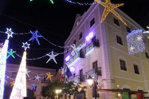 ALMUÑECAR LUCE LA NAVIDAD 2018 (Foto: Archivo El Faro)